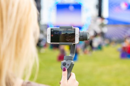 Best Handheld Gimbal for iPhone