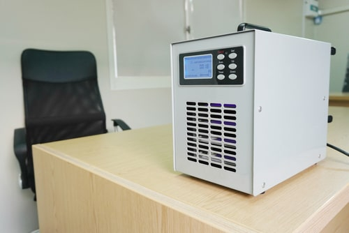 Best Ozone Generator for odor removal